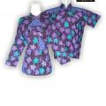 Desain Baju Batik Modern, Batik Modern, Contoh Batik, KSBR5