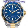 Original Tag Heuer Aquaracer WAK2120.BB0835