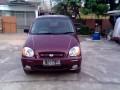 KIA Visto Zip Drive 2002 Merah Metalik