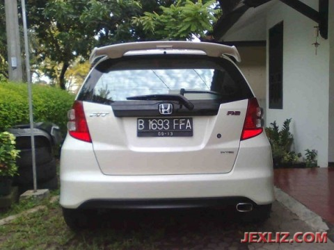 760 Gambar Mobil Honda Jazz Type S HD Terbaik
