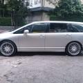 Over kredit atau cash cepat Honda Odyssey RB 1 tahun 2008 silver mulus