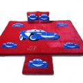 Karpet Cars II Dasar Merah