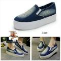Sepatu Casual Wanita code 267 ( BL )
