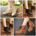 Heels Flatshoes Boot Sneakers Kets BL-RUJ 01 ( BL )