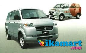 apv minibus untuk usaha anda rental maupun exepedisi