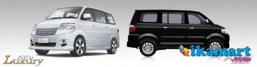 suzuki apv luxury high minibus idaman