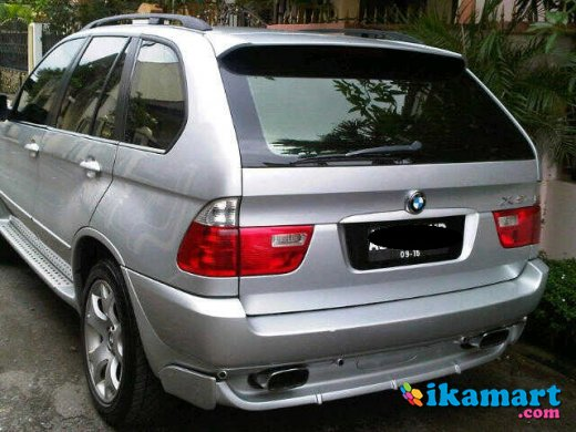 bmw x5 3.0 executive sport package full option 2001