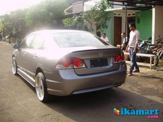 55+ Modifikasi Mobil Honda Civic 2008 HD Terbaik