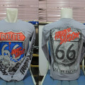 Kaos Harley-Davidson Long Sleeve - Route 66