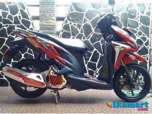 Honda Vario Pgm Fi 125 2013 Modif Bandung Motor