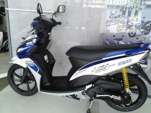Yamaha Mio gt Yamaha Mio gt Moto gp Livery