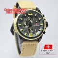 SWISS ARMY 6622 KANVAS (CRM) For Men
