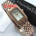 ALEXANDRE CHRISTIE 2444 Original White Gold For Ladies