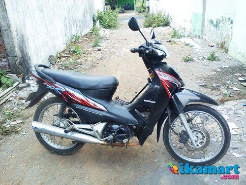 Jual Honda Fit X 2008 Malang Standar