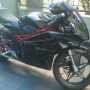 Jual Minerve Megelli 250 Rv 2011 Bandung
