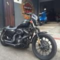 Harley Davidson Sportster 883  2012