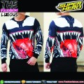 Sweater Pria Import - Venom Fullprint