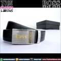 Gesper Hugo Boss Tusuk Black