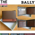 Dompet Pria Import - Bally L91 Brown