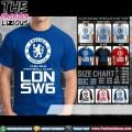 Kaos Bola Premiere League - Chelsea 2