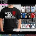 Kaos Bola Premiere League - Manchaster United 3
