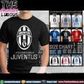 Kaos Bola Serie A - Juventus 2