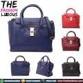 Tas Wanita Import - Leather Locked Slingbag