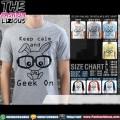 Kaos Urban Style - Geek On