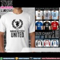 Kaos Bola Premiere League - Manchaster United 6