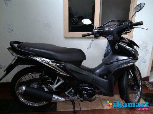 Jual Honda Revo Absolute 2010 Hitam Plat Dki Motor