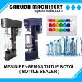 Mesin Pengemas/Pemasang Tutup Botol - BOTTLE SEALER