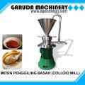 Mesin Penggiling Basah (COLLOID MILL)