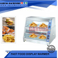 Mesin Penghangat Makanan Cepat Saji ( FAST FOOD DISPLAY WARMER)