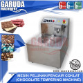 Mesin Pelunak / Pencair Coklat (Chocolate Tempering Machine)