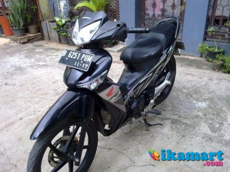 Kredit Supra X 125 Cw Dd 2012 Bulan 11 Motor Bekas Honda Supra X 125