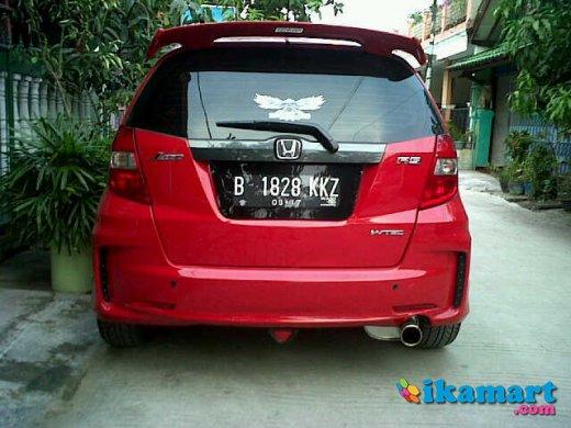 940 Koleksi Gambar Mobil Honda Jazz Rs Modifikasi HD Terbaik