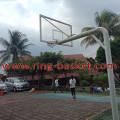 Ring Basket dengan Tiang Tanam - JABODETABEK - WA 0812 8016 4346