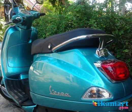 Piaggio Vespa Lx 150ie Hijau Tosca Motor