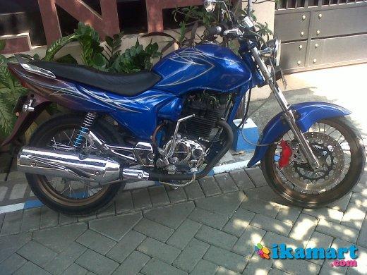 Jual Honda Megapro Primus 2006