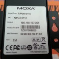 MOXA NPort 5110 1-port RS-232 device server, 0 to 55°C operating temperature