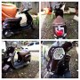 Jual vespa LX 150ie tuscany brown 2011