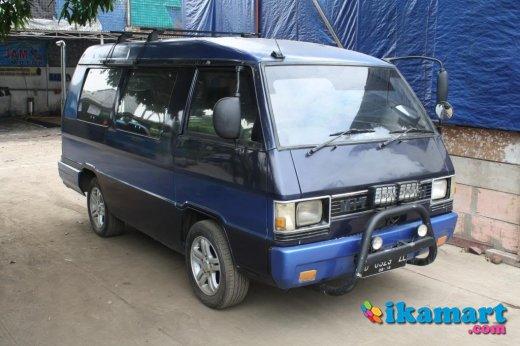 Jual Mitsubishi L300 Tahun 1996 Full Modif