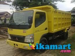 mitsubishi colt diesel karoseri dump truk