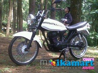 Jual Motor Gl Max Modif Mulus Motor