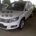 Vw Tiguan 1.4 TSI Discount besar 70jt Volkswagen Jakarta