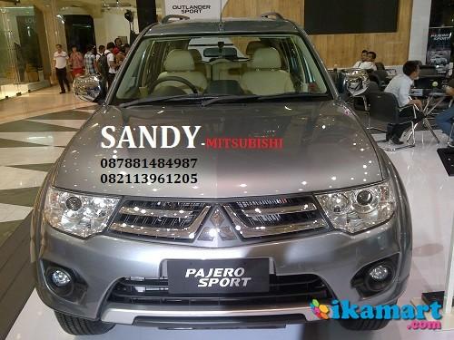 Jual Mobil Mitsubishi Pajero Sport 2014 Dakar 2.5 di DKI ...