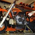 Motor Mini Trail 50SX
