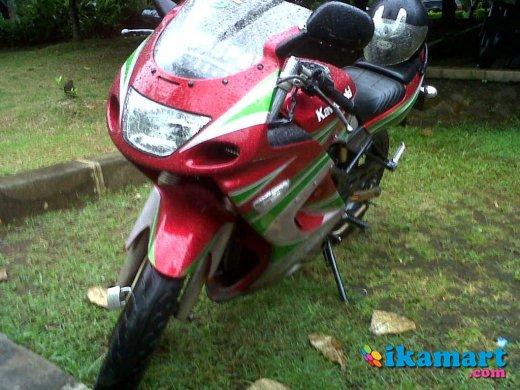 Jual Kawasaki Ninja  Surabaya
