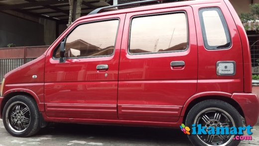 jual karimun gx 2003 merah