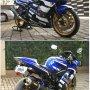 Jual Yamaha yzf r6 2002